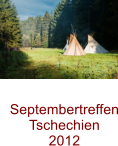 Septembertreffen Tschechien 2012